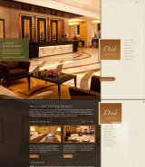 Hotel web template