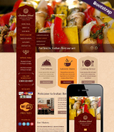 Indian Food web template