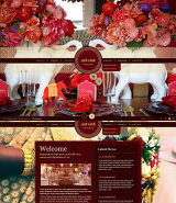 Indian Wedding web template