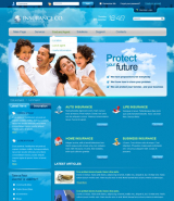 Insurance co. v2.5 web template