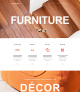 Interior Design Muse Template