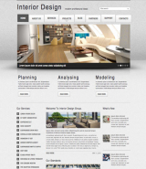 Interior Design v2.5 web template