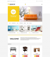 IQspace VirtueMart Template