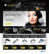 Jewelry store web template