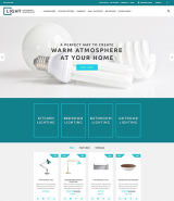 Light OpenCart Template