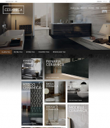 Luxury Ceramics VirtueMart Template