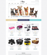 Miss Pinky - Animal & Pet OpenCart Template