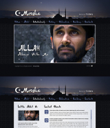 Mosque web template