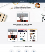 Multifly - Multipurpose Online Store Shopify Template