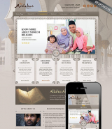 Muslim religion v3 web template