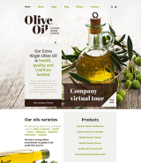 Olive Oil Joomla Template