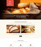 Pastries WordPress Theme