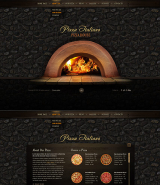 Pizza Italiano web template