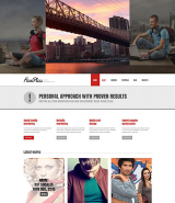Pro Advertising Agency Joomla Template
