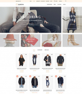 Queen - Fashion Store OpenCart Template