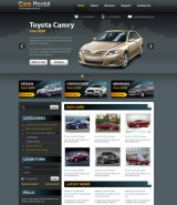 Rent a car v2.5 web template