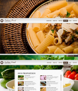 Restaurant web template
