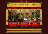 Royal Hotel web template