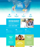 Safe Travel Joomla Template