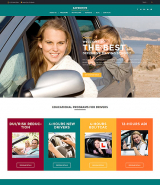 SafeDrive - Driving School Responsive WordPress Theme