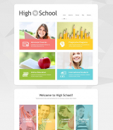 Schoolmaster WordPress Theme