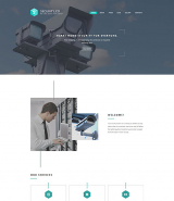 Security Co. Joomla Template