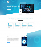 Shield - The Best Security App Joomla Template
