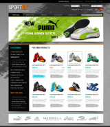 SporTex v2.3 web template