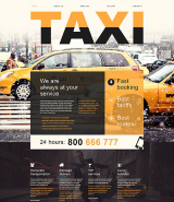 Taxi Muse Template