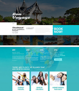 Tour Operator Services WordPress Theme