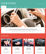 Traffic School Responsive WordPress Theme