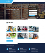 Transitec - Transportation & Logistics WordPress Theme