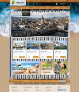 Travel co. web template