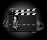 Video Producer web template