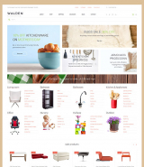 Walden - Home Decor & Furnishing Online Supermarket WooCommerce Theme