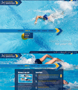 Water Polo web template