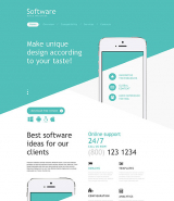Web Development Muse Template