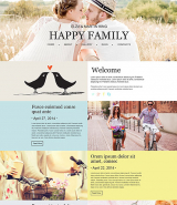 Wedding Album Muse Template