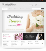 Wedding Store v2.3 web template