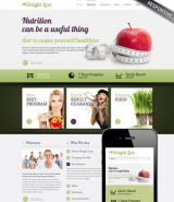 Weight loss v3.0 web template