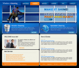 Window Cleaning web template