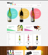 Wine Store WooCommerce Theme