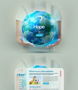 World Charity web template